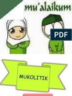 mukolitik