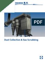 Folleto Filtro y Depurador - Dust Collection & Gas Scrubbing (Ingles)