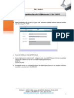 Novedades Monitoreo Version 11