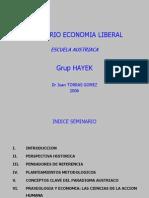 Seminari Economia Liberal