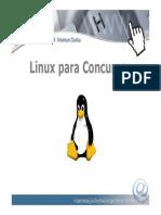 4-Linux Para Concursos