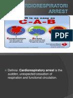 Cardiorespiratori Arrest