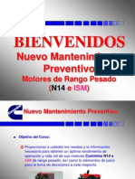 MantenimientoPrev N14 - ISM.ppt