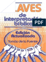 Claves de interpretacion biblica.pdf