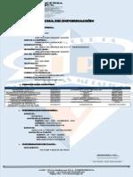 Ficha de Informacion