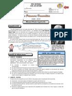 GUIA DE ESTUDIO IVº - N° 02 - LA PRIMAVERA DEMOCRATICA (1939 - 1945)