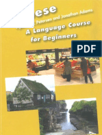 Faroese, a Language Course for Beginners