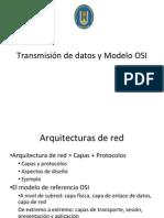 Transmision de Datos y Modelo OSI