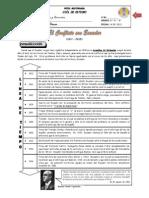 GUIA DE ESTUDIO IVº - N° 03 - CONFLICTO CON ECUADOR (1941 - 1942)