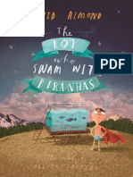 The Boy Who Swam With Piranhas - Sample Chapter