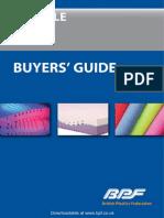 Flexible Foam Buyers Guide.