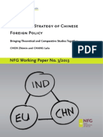 The Power Strategy of Chinese Foreign Policy