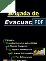 CAPACITACION-Brigadas de Evacuacion
