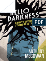 Hello Darkness by Anthony McGowan - Sample Chapter