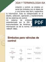 Simbologia y Terminologia Isa