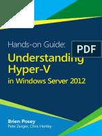 Veeampdf.s3.Amazonaws.com Whitepapers Protected Veeam Brien Posey Hands on Guide Understanding Hyper v in Windows Server 2012