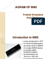 17899_Pin Diagram of 8085