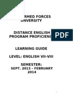 English Vii-Viii (2)