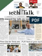 The Tech Talk 9.13.13