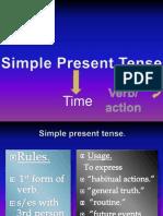 Simple Present Tense for G4 n 5