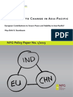 Responding to Change in Asia-Pacific