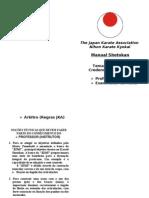 The Japan Karate Association - Manual