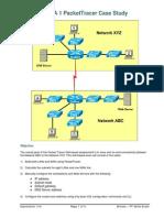 40511818 CCNA1 v4 Packet Tracer Case Study Sum 2010