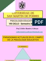 Semana 2-2013 i Paradigmas de La Psicologia Educativa.