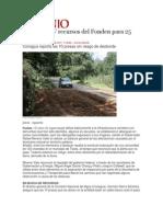 18-09-2013 Milenio - Solicita RMV Recursos Del Fonden Para 25 Municipios