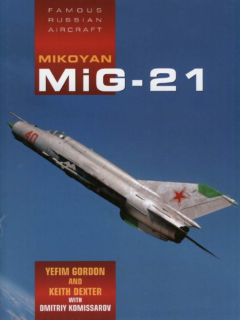 Aircraft Book Russian Tupolev Mig-23 Mig-27 Flogger Mikoyan-Gurevich