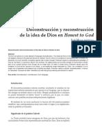 Deconstruccion y Dios