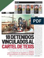 Cartel de Texis. El Salvador. Narcotrafico