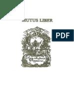 Mutus Liber (El Libro Mudo de La Alquimia)