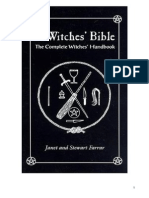 a Witches Bible the Complete Witches Handbook by Janet and Stewart Farrar