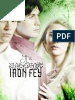 CARTA DO ASH - Série Iron Fey
