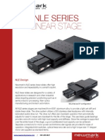 NLE Series Linear Slide