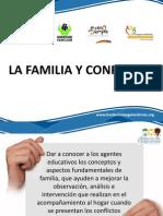 Capacitacion Familia y Conflictos