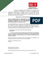 Preguntas Pleno Ayudas Ahorro Energetico 2013 Generalitat