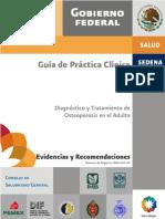 Osteoporosis Guia Practica Clinica