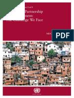 MDG Gap Task Force Report 2013
