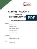 Trabajo Final - Administracion