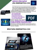 Bratara energetica CX2