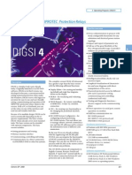 Relay Parameterization Software DIGSI4