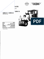 Grw15 Hamm Compactador Neumatico