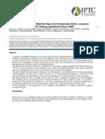 Multiphase Metering in Siberian Gas
