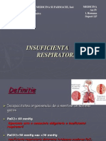 3. Insuficienta respiratorie