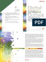 WebChutney Digital Media Outlook Report 2009