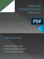 Analisis Constitucionalista 1 Anibal Quiroga