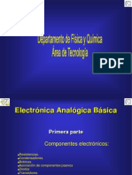 Electronica Basica I