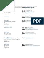 Locksmith Brand Directory